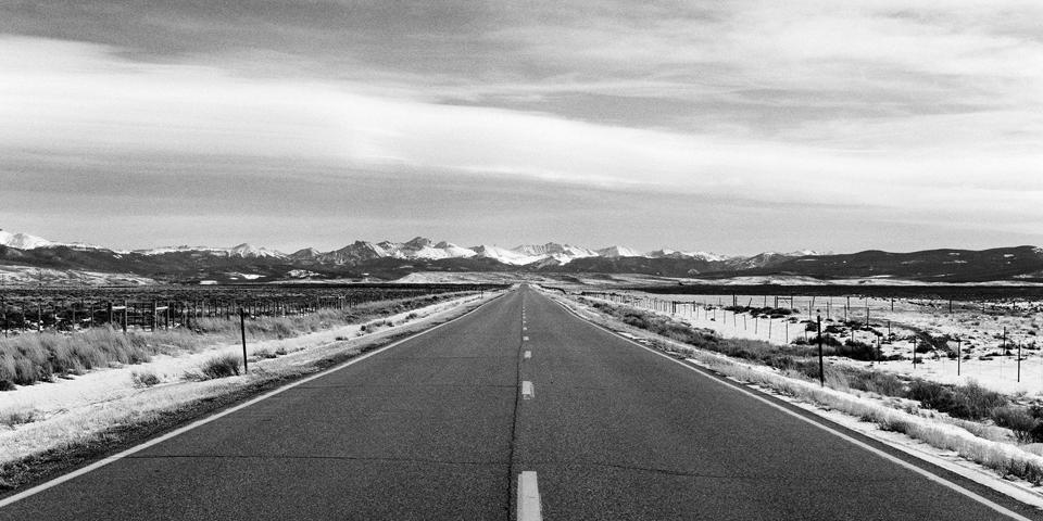 Landscapes In Black And White Darkroom Dave