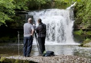 West Burton Falls, Yorkshire Dales Photo Course