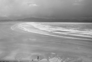 Inch Strand beach, Dingle Peninsula