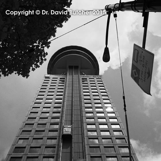 Vancouver Harbour Centre Tower